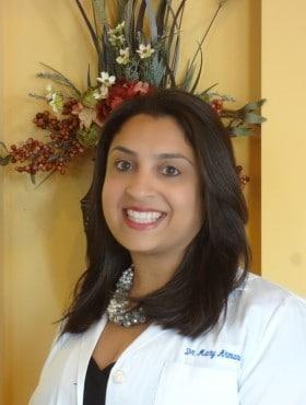 Top Jacksonville Optometrist Mary Armanious Hendy